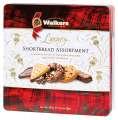 Kolekce máslových sušenek Walkers - Luxury, 300g