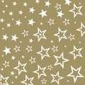 Ubrousky 3-vrstvé Hvězdy zlaté