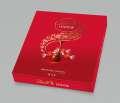 Dárkové balení pralinek Lindor Gift Milk Box, 150 g