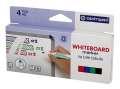 Popisovače na bílé tabule Centropen 8559 - 4 barvy + 1 barva zdarma