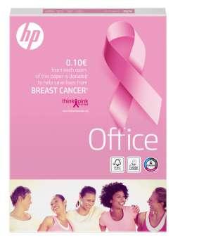 Kancelářský papír HP Office Pink Ribbon