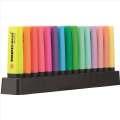 Zvýrazňovač Stabilo Boss Original, sada 15 barev