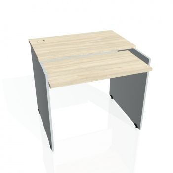 Pracovní stůl GATE, laminové podnoží