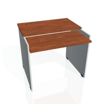 PC stůl Hobis GATE GS 9 X, calvados/šedá