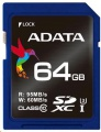 ADATA SDXC karta 64GB UHS-I U3 Class 10