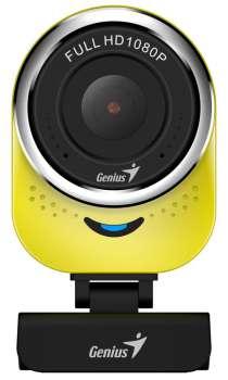 GENIUS QCam 6000, žlutá
