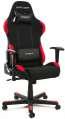 Herní židle DXRACER Formula OH/FD01/NR, černá/červená