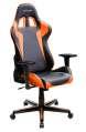 Herní židle DXRACER Formula OH/FH00/NO, černá/oranžová