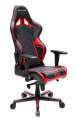 Herní židle DXRACER Racing OH/RV131/NR, černá/červená