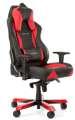 Herní židle DXRACER Wide OH/WY0/NR, černá/červená