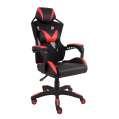 Herní židle WINNER, černá / červená