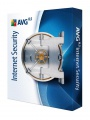AVG Internet Security 1PC 12m (DVD box)