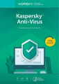 Kaspersky Anti-Virus  CZ pro 1 zařízení na 24 měsíců, nová licence