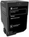 Toner Lexmark 74C2SK0 - černá