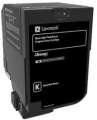 Toner Lexmark 74C2HK0 - černá