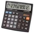 Stolní kalkulačka Citizen CT555N, černý