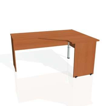 Psací stůl Hobis GATE GEV 60 levý, třešeň/třešeň