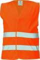 Reflexní vesta HV FF BRUNO BE-04-003 - oranžová