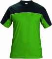 Triko STANMORE - zelená-černá, vel. XL