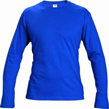 Triko CAMBON s dlouhým rukávem - royal modrá ff86fc3bc6