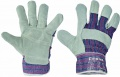 Kombinované rukavice GULL, vel.10