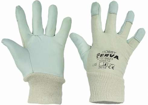 Kombinované rukavice HOBBY 08c73a6a91