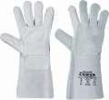 Celokožené rukavice CRANE, vel. 10