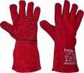 Celokožené rukavice SANDPIPER RED, vel. 12