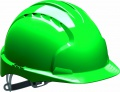 Neventilovaná přilba JSP EVO2 - zelená