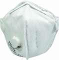 Skládací respirátor REFIL 711 P1 s  ventilem