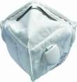 Skládací respirátor REFIL 651 FF s ventilem