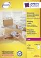 Samolepicí adresní krycí etikety Avery Zweckform - 199,6 x 143,5 mm, 200 ks