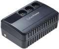 CyberPower UPS BU600E-FR 360W, české zásuvky