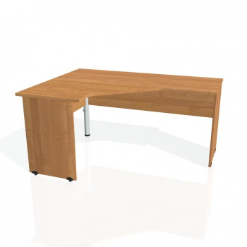 Psací stůl Hobis GATE GEV 60 pravý, olše/olše