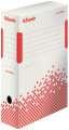 Archivační krabice Esselte Speedbox - bílá, 10 x 35 x 25 cm