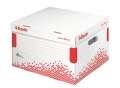 Archivační krabice Esselte Speedbox - bílý, 36,7 x 26,3 x 32,5 cm
