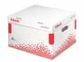 Archivační krabice Esselte Speedbox - bílý, 43,3 x 26,3 x 36,4 cm