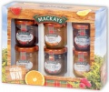 DÁREK: Mackays variace skotských džemů a zavařenin 6 x 42 g