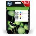 Cartridge HP 3HZ52AE, 4 barevný