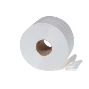 Toaletní papír Jumbo - dvouvrstvý, průměr 19 cm, 12 rolí