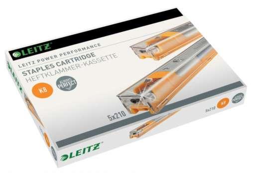 Drátky K pro sešívačku Leitz 5551 K8, 5 x 210 ks