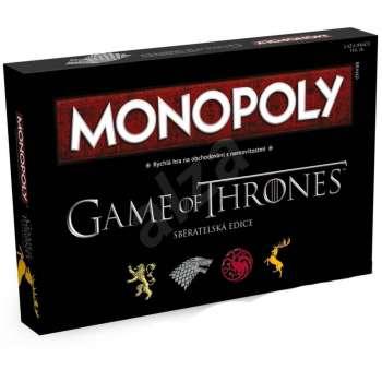 DÁREK: Monopoly - Hra o trůny