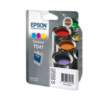 Cartridge Epson T041040 - tříbarevná