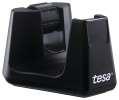 Stolní odvíječ lepicí pásky Tesa Smart - černá