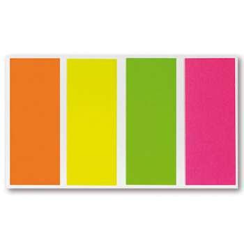 Značkovací lístečky Office Depot - 4 barvy, 4 x 50 ks