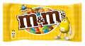 Bonbony M&M's - arašídy v čokoládě, 45 g