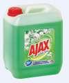 Čisticí prostředek na podlahy Ajax - zelený, 5 l