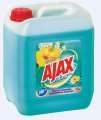 Čisticí prostředek na podlahy Ajax - modrý, 5 l