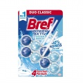 WC blok Bref Power Aktiv, Ocean Breeze, 2x 50g