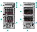 HPE ProLiant ML110 Gen10 B3104/8GB/Bez HDD/350W